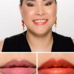 Lancome Orange Ore (03) Le Metallique Metallic Lip Lacquer