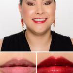 Lancome Rouge Magma (05) Le Metallique Metallic Lip Lacquer