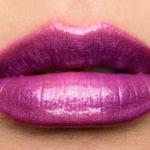 Lancome Meteoric Violet (06) Le Metallique Metallic Lip Lacquer
