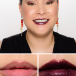 Lancome Purple Onyx (07) Le Metallique Metallic Lip Lacquer