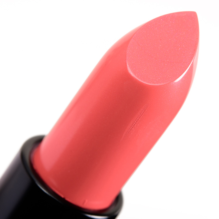 MAC Coral Bliss Lipstick Review & Swatches