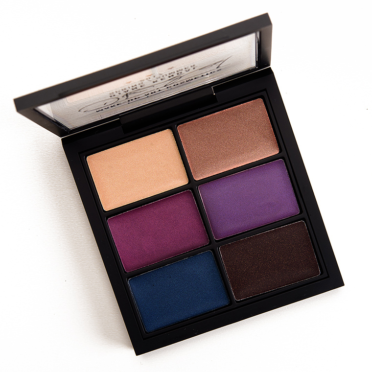 Mac glamourize me cream colour shadow palette review photos swatches mac glamourize me cream colour base eye shadow palette x 6 thecheapjerseys Image collections