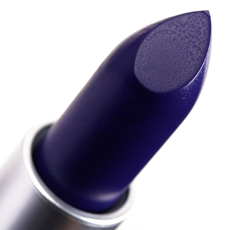 Souvent MAC Matte Royal Lipstick Review & Swatches QG85