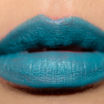 MAC Show and Teal Lipstick