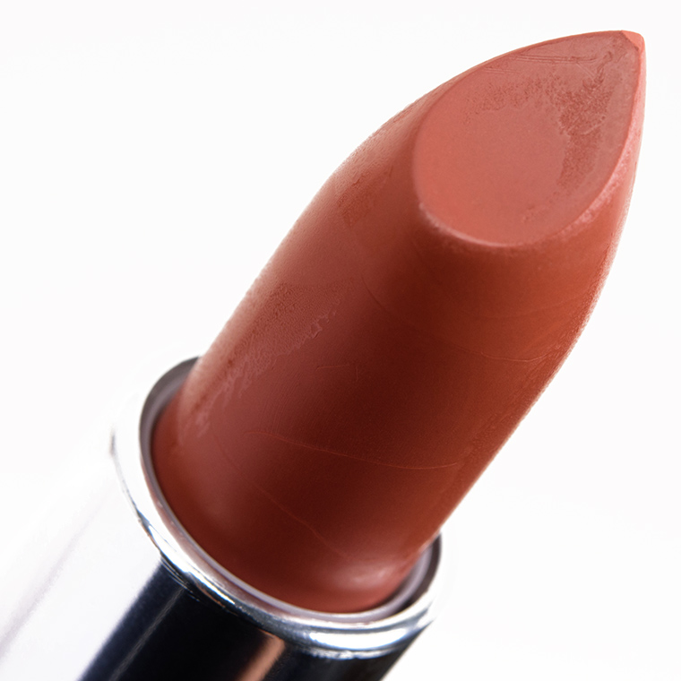 Maybelline Raw Chocolate Color Sensational Inti Matte Nudes Review