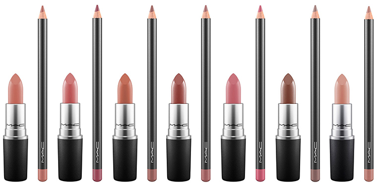 Mac Lipstick Lip Pencil Duos For Spring 2017 on bare bright copper
