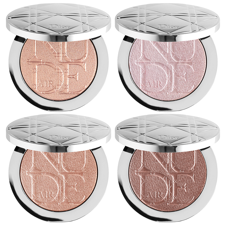 Dior Diorskin Nude Air Luminizer Powder | New Shades for Spring 2017