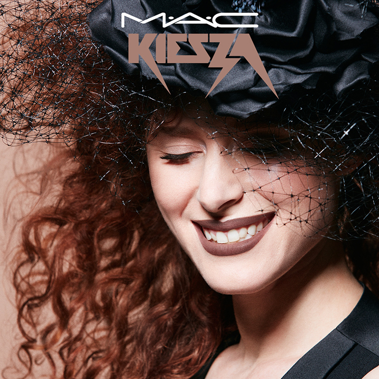 MAC x Kiesza Collection for February 2017