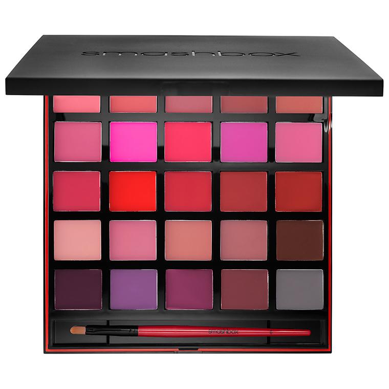 Smashbox Be Legendary Lipstick Palette for Spring 2017