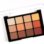 Viseart Warm Mattes (10) Eyeshadow Palette