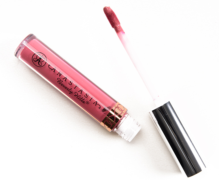 Anastasia Dusty Rose Liquid Lipstick