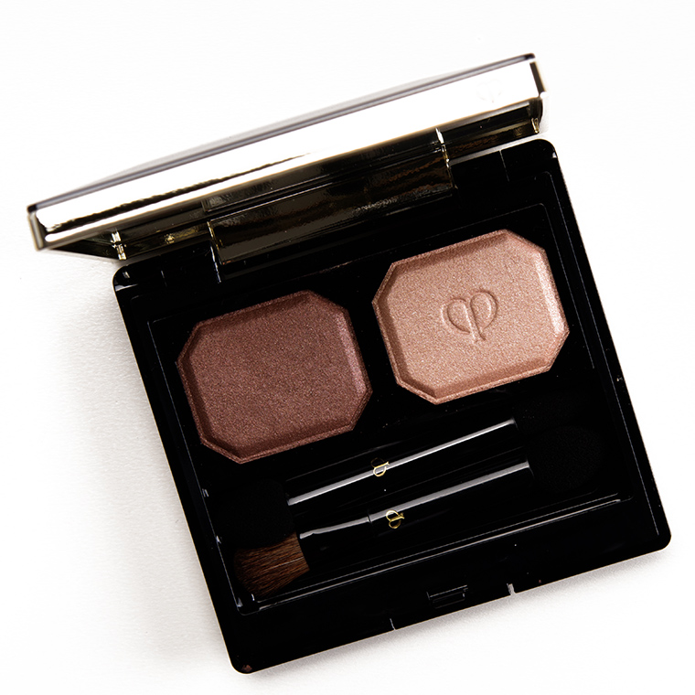 Cle de Peau 101 Grounded Eye Color Duo (Refill)