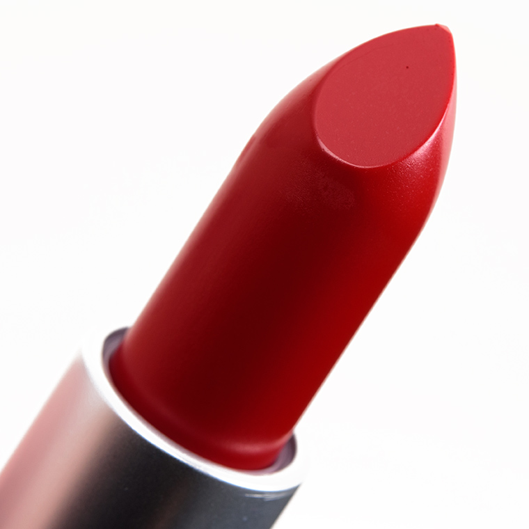 MAC Betty Boop Red Lipstick