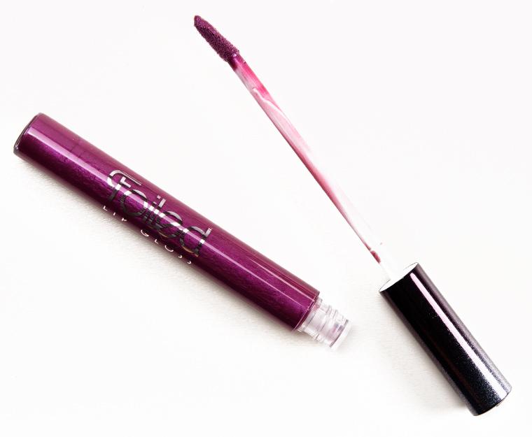 Makeup Geek Drumroll Foiled Lip Gloss