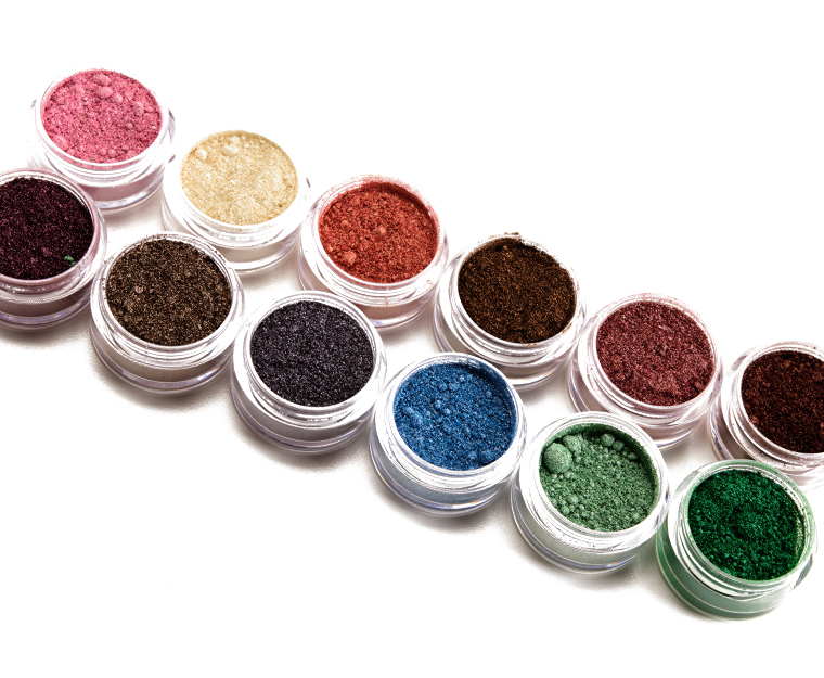 Makeup Geek Foiled Pigments