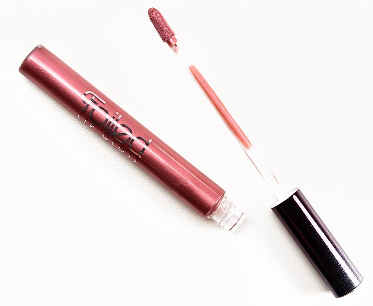 Makeup Geek Set List Foiled Lip Gloss