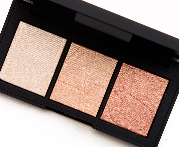 nars banc de sable highlighter palette review photos. Black Bedroom Furniture Sets. Home Design Ideas