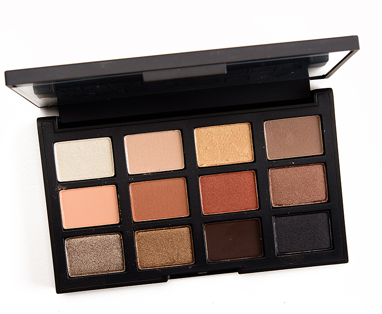 NARS Loaded NARSissist Eyeshadow Palette