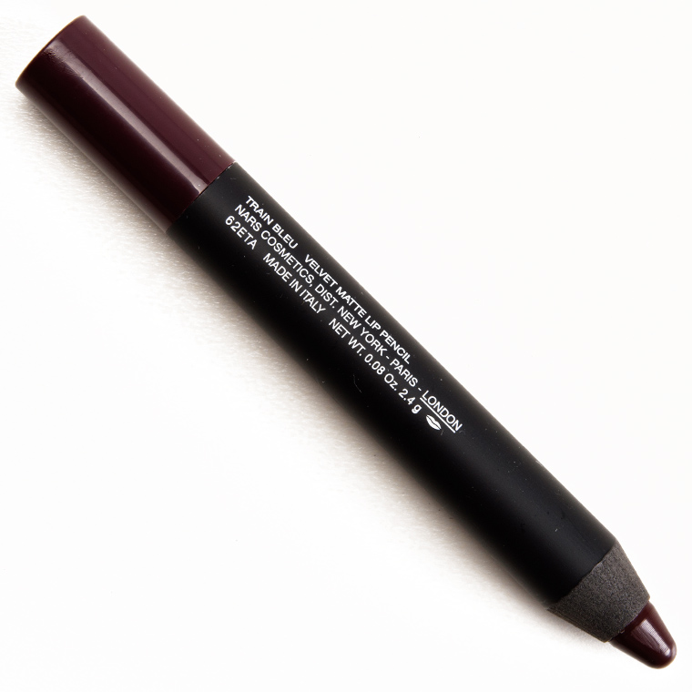 NARS Train Bleu & Unspoken Velvet Matte Lip Pencils ...