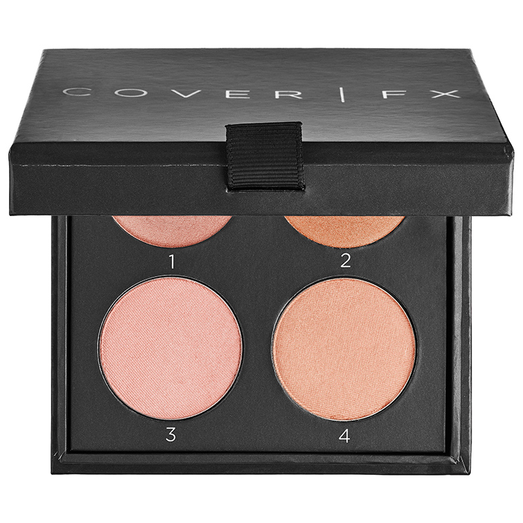 Cover FX The Perfect Light Highlighting Palette