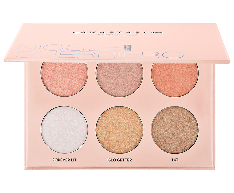 Anastasia x Nicole Guerriero Glow Kit for March 2017