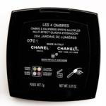 Chanel Jardins de Lumieres Les 4 Ombres Multi-Effect Quadra Eyeshadow