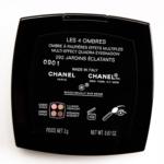 Chanel Jardins Eclatants Les 4 Ombres Multi-Effect Quadra Eyeshadow