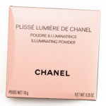 Chanel Plisse Lumiere de Chanel Illuminating Powder