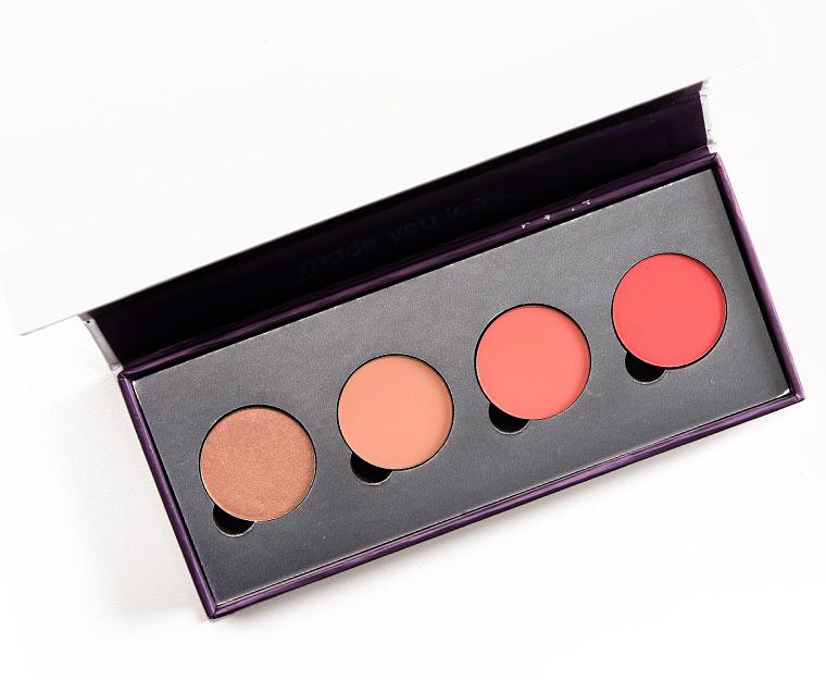 Colour Pop Blow Me Away 4-Pan Pressed Powder Shadow Palette