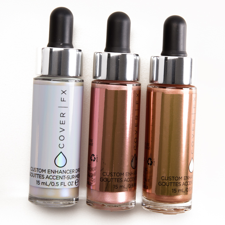 Cover FX Custom Enhancer Drops (Illuminating)