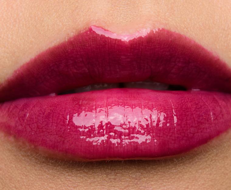 MAC Love Child, Rebel, Purple Mocha, Desire Lipglasses ...