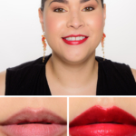 Maybelline On Fire Red ColorSensational Vivids Lip Color