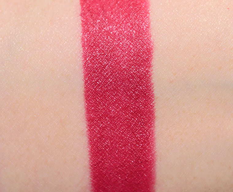 Nyx Merlot Matte Lipstick Review Swatches