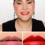 NYX Pure Red Matte Lipstick