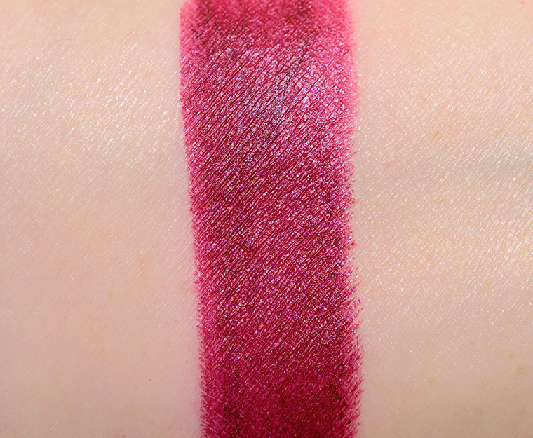Nyx Siren Matte Lipstick Review Swatches