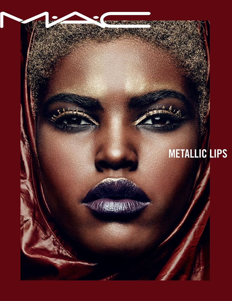 MAC Metallic Lips for Summer 2017