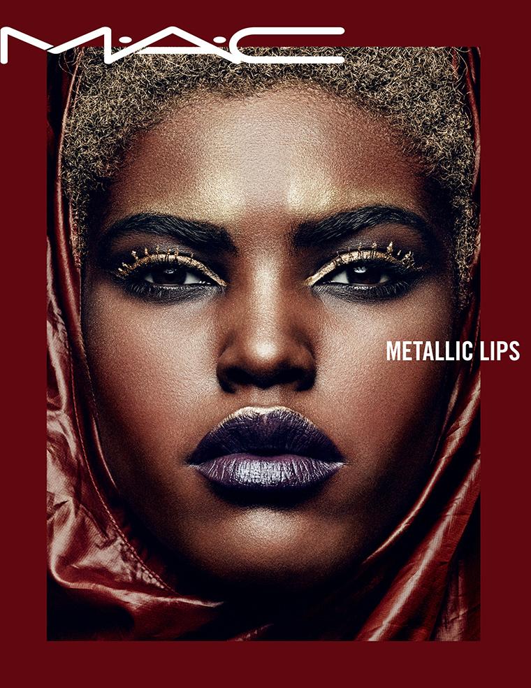 MAC Metallic Lips for Summer 2017