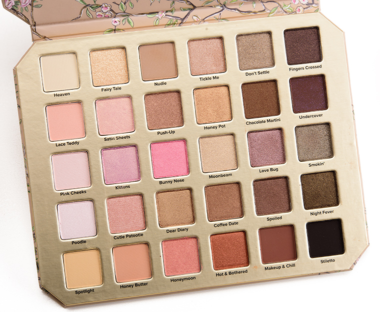 Two Faced Natural Eyeshadow Palette
