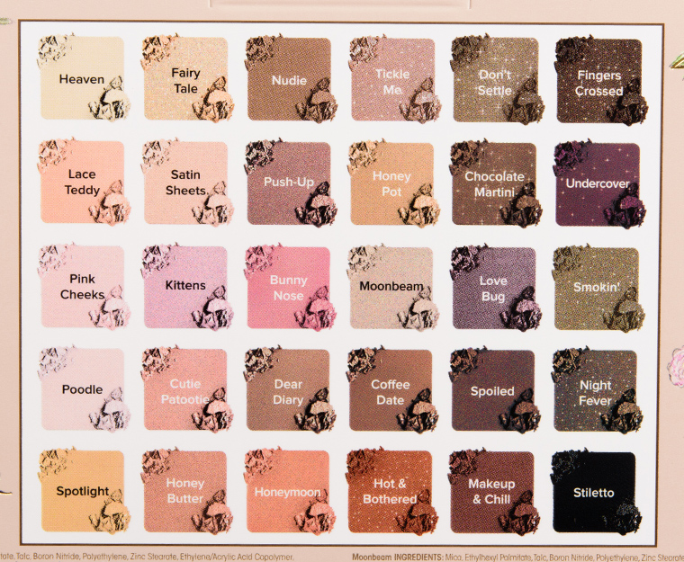 Natural Eye Palette Too Faced Review