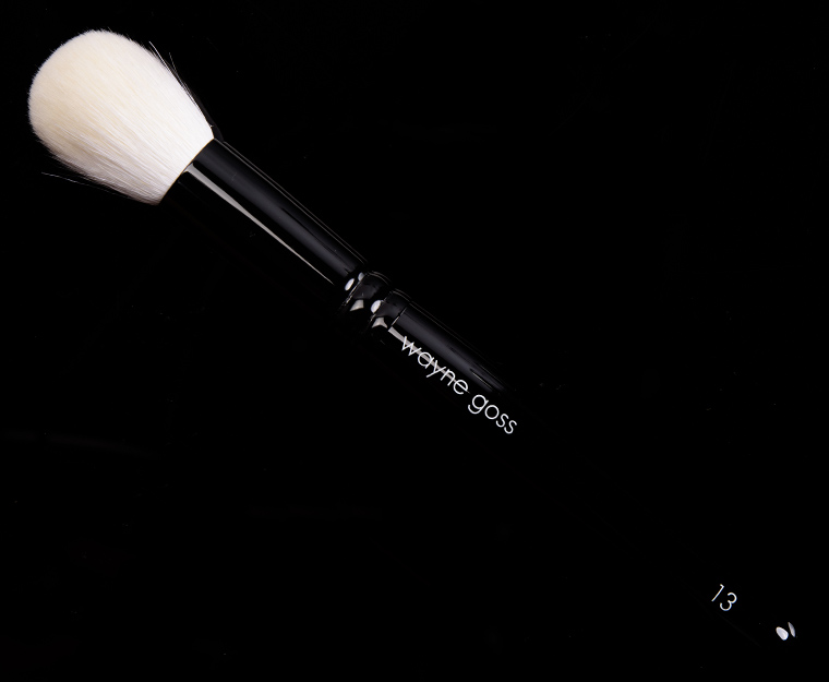 Wayne Goss Brush 13 (White)