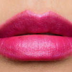 Wet \'n\' Wild Fuchsia with Blue Pearl Silk Finish Lipstick
