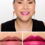 Wet \'n\' Wild Fuchsia with Blue Pearl Silk Finish Lipstick
