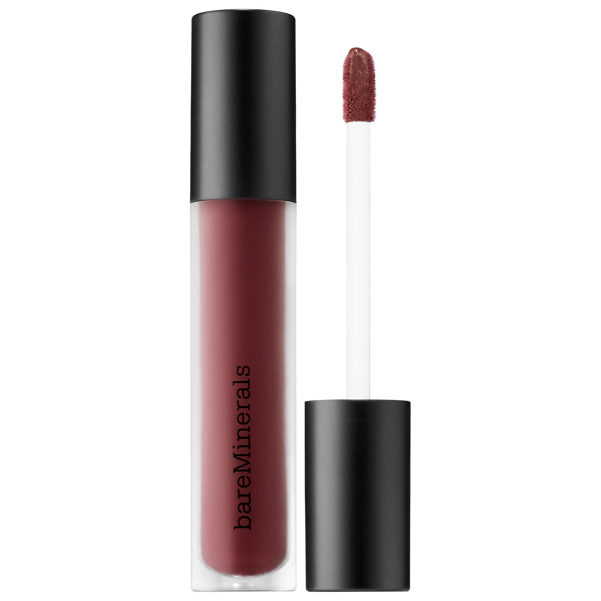 bareMinerals Gen Nude Matte Liquid Lipstick Slay 0.13 oz