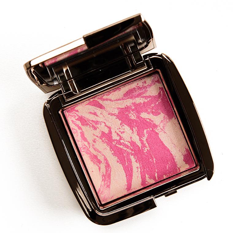 Hourglass Iridescent Flash Ambient Strobe Lighting Blush