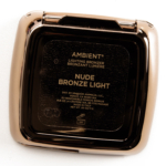 Hourglass Nude Bronze Light Ambient Lighting Bronzer
