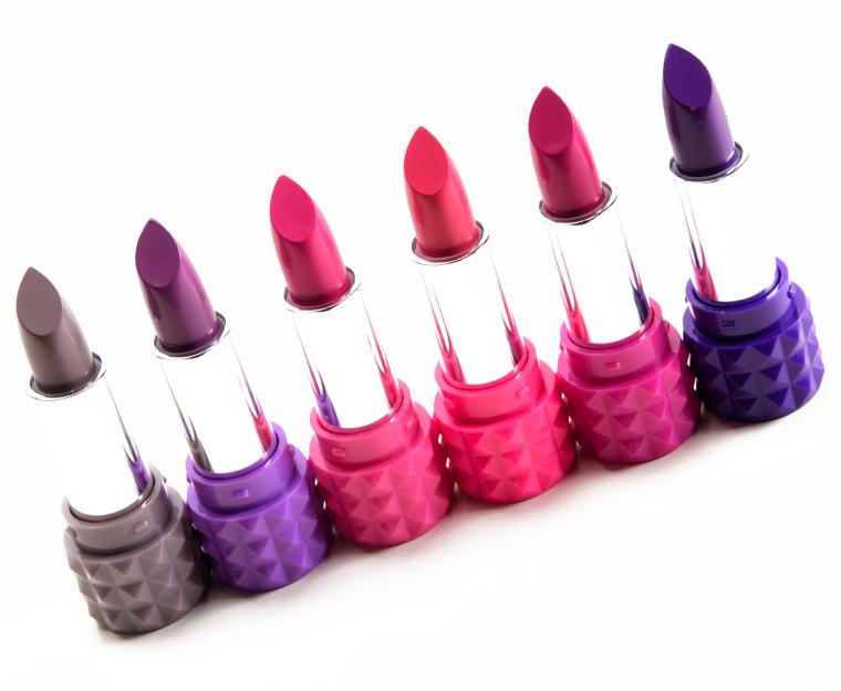 KVD Beauty Rock Candy Studded Kiss Lipstick Set