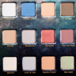 LORAC Pirates of the Caribbean Pirates of the Caribbean Eyeshadow Palette