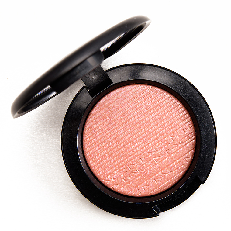 MAC Fairly Precious Extra Dimension Blush