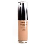 Shiseido Rose 4 Synchro Skin Glow Luminizing Liquid Foundation SPF 20