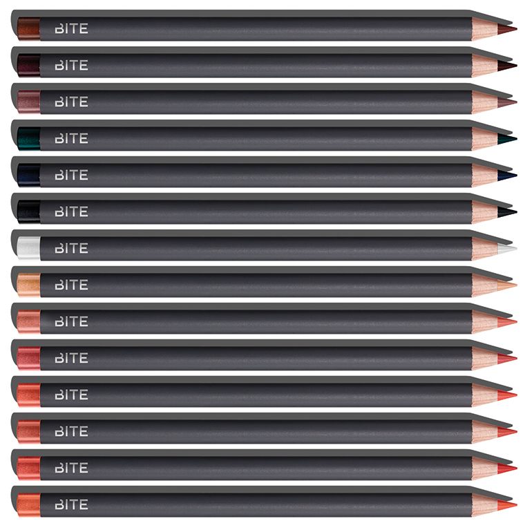 Bite Beauty The Lip Pencils   28 New Shades for Summer 2017